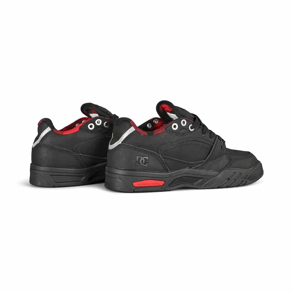 DC Shoes Maswell WNT - Black / Red