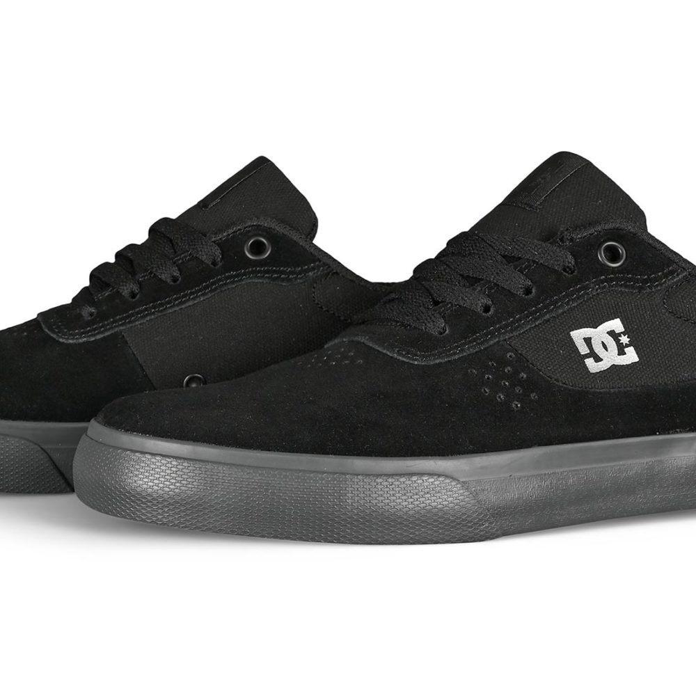 DC Shoes Switch SE - Black / Black / Grey