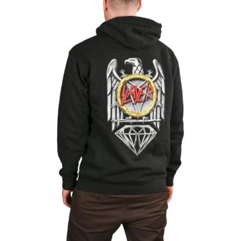 Diamond x Slayer Brilliant Abyss Pullover Hoodie - Black