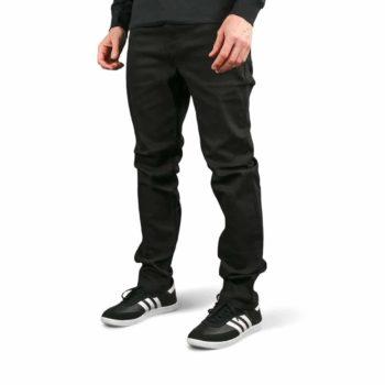 Element E02 Colour Slim Straight Jeans - Flint Black