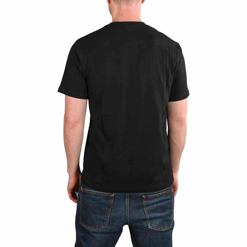 Element Hanako FTM S/S T-Shirt - Flint Black