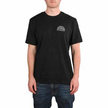 Element Odyssey S/S T-Shirt - Flint Black
