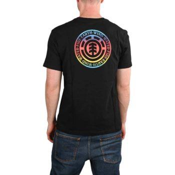 Element Seal Gradient S/S T-Shirt - Flint Black