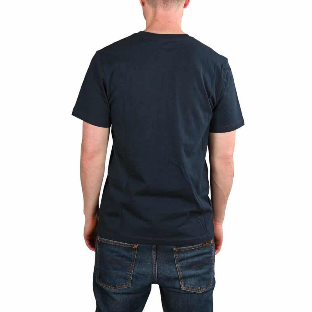 Element Vertical S/S T-Shirt - Eclipse Navy