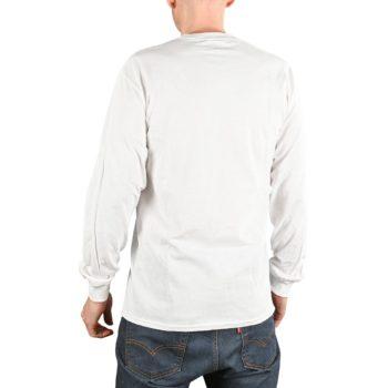 Etnies Corporate 10 L/S T-Shirt - White