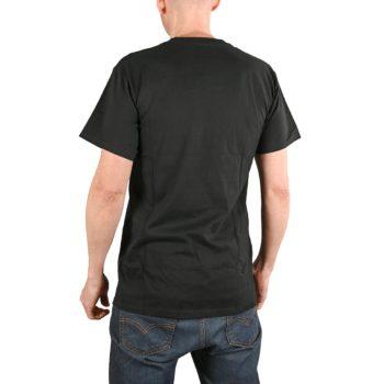 Etnies Stacked S/S T-Shirt - Black