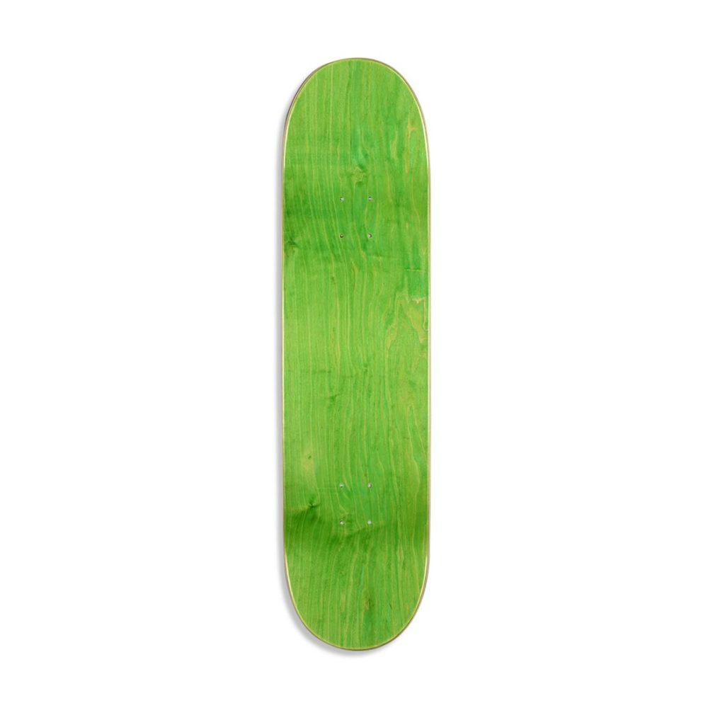Forty Edinburgh's Friendly Giant Skateboard Deck - Mark Burrows