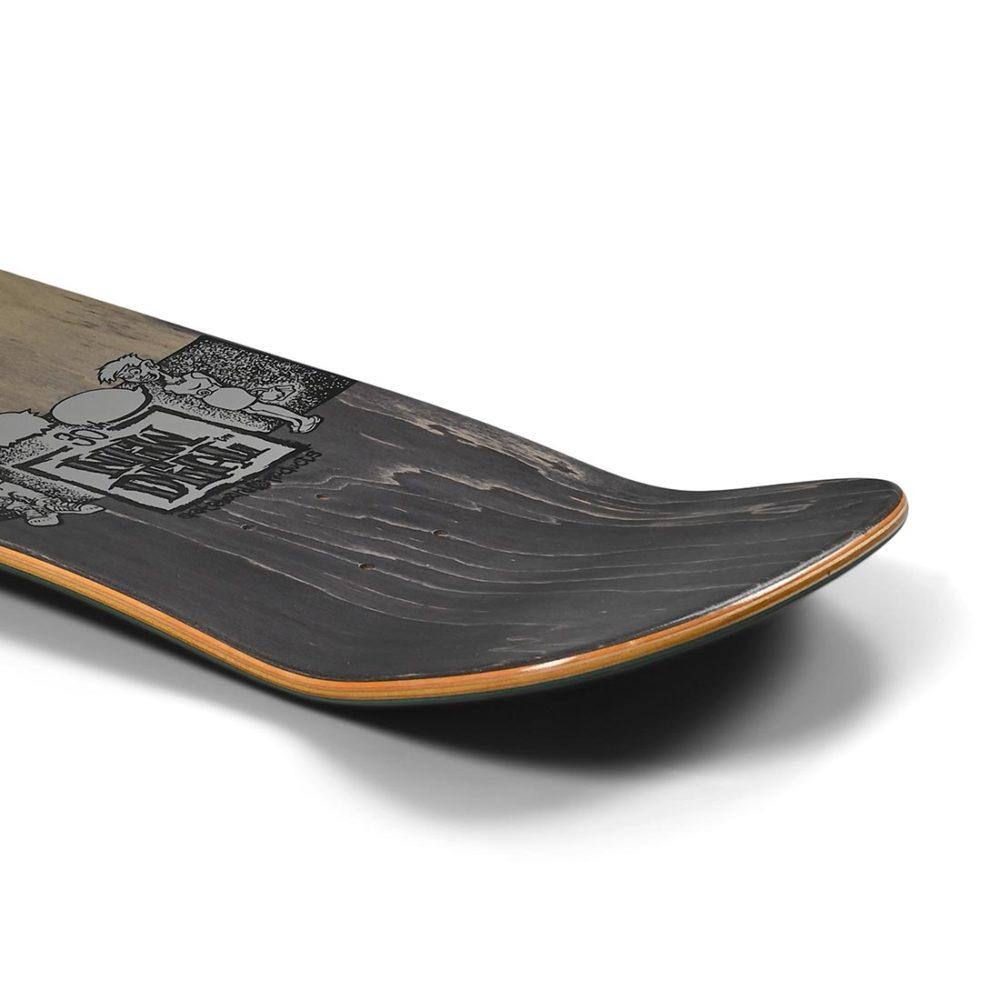 "New Deal Howell Tricycle Kid Metallic HT 9.625"" Reissue Skateboard Deck"