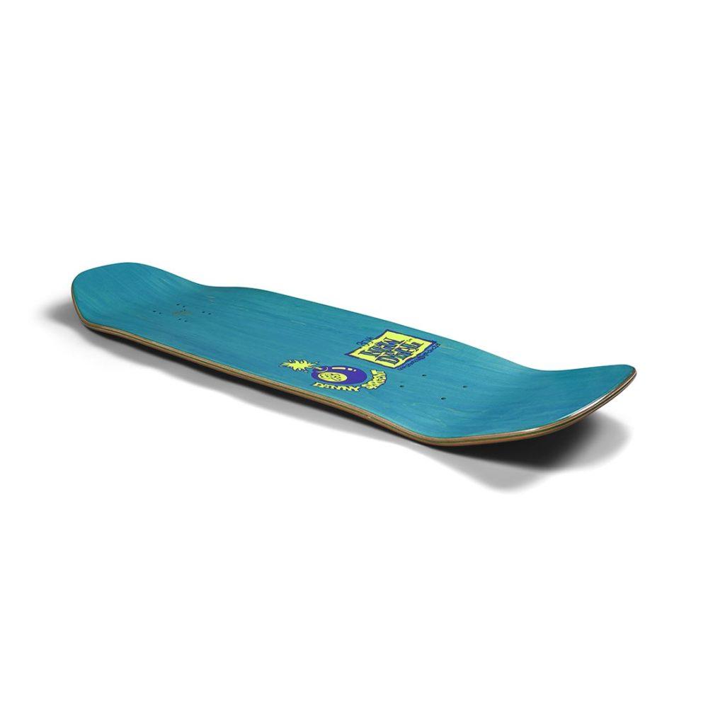 "New Deal Sargent Monkey Bomber Neon HT 9.625"" Reissue Deck"
