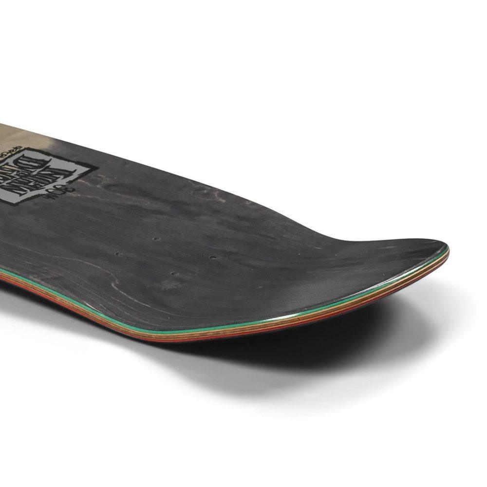"""New Deal Siamese Doublekick Metallic HT 9.625"""" Reissue Skateboard Deck"""