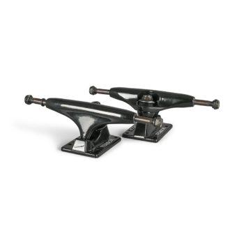 Tensor Alloys Skateboard Trucks (Pair) - Black