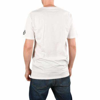 Volcom For Never BSC S/S T-Shirt - White