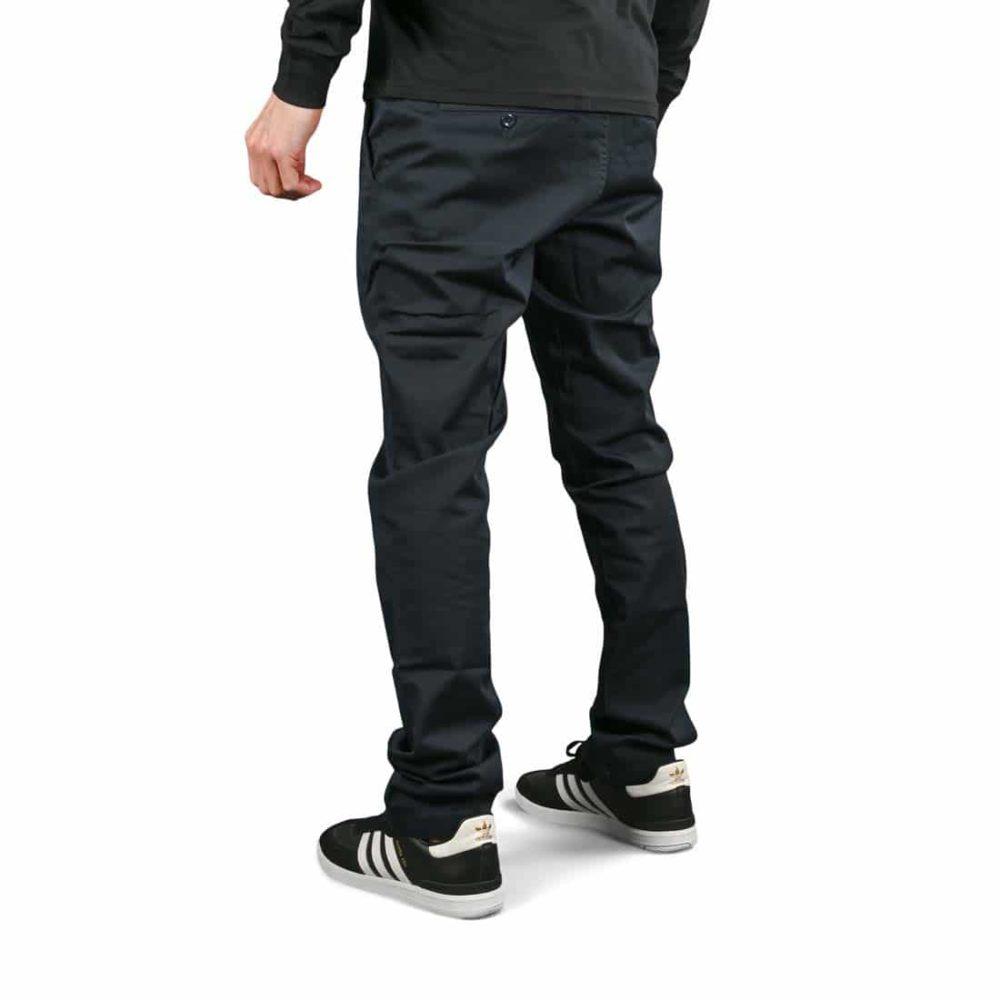 Volcom Frickin Skinny Chino Pants - Dark Navy