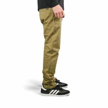 Volcom Frickin Slim Chino Pants - Moss Stone