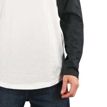 Volcom Pen BSC L/S T-Shirt - New Black