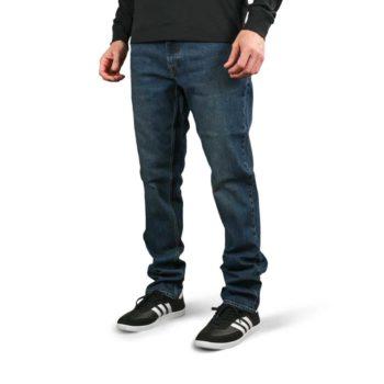 Volcom Vorta Denim Jeans - Medium Blue Wash
