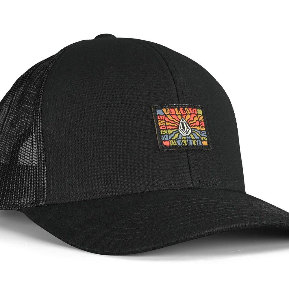 Volcom Day Waves Mesh Back Cap - Black