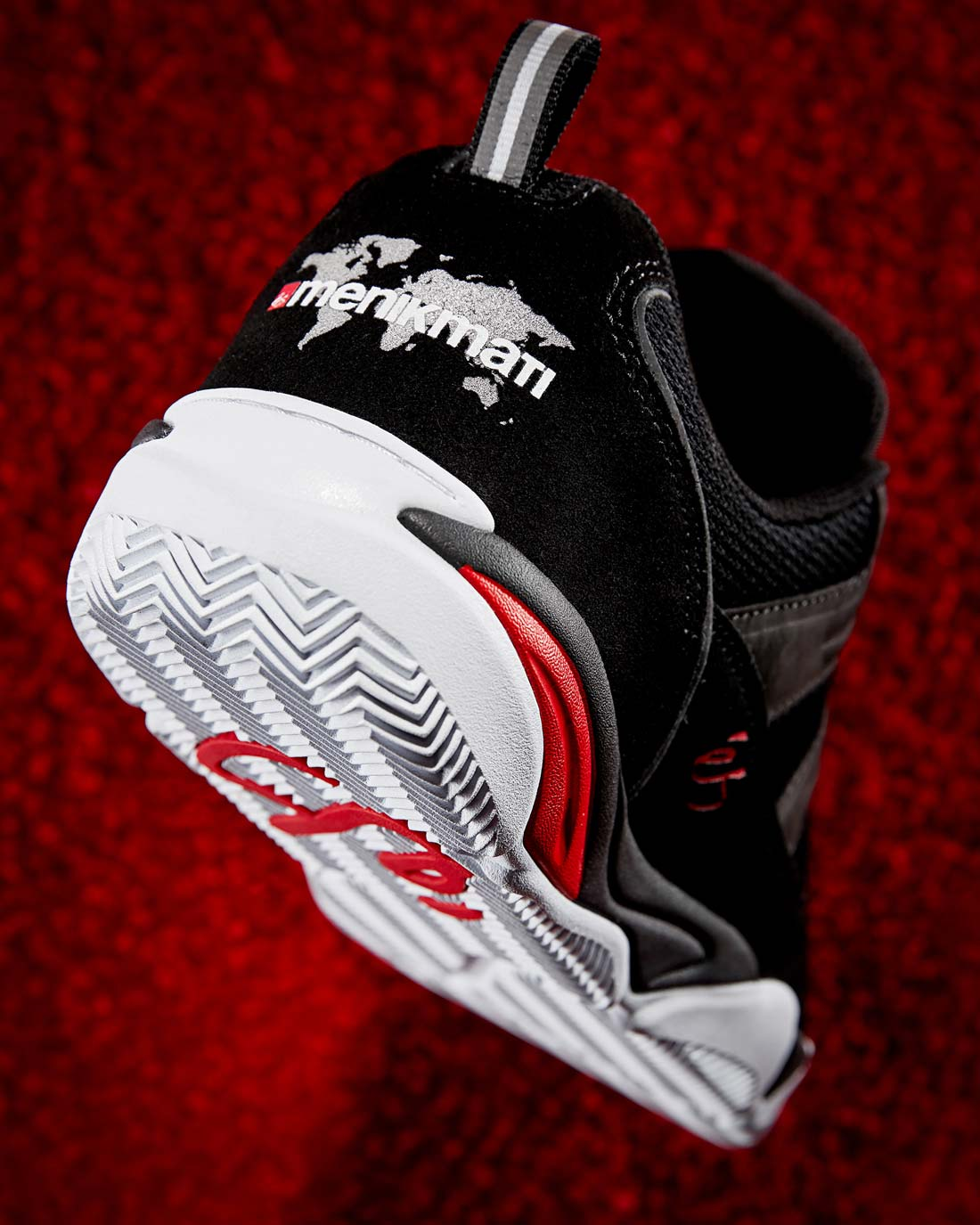 eS Menikmati Silo skate shoes