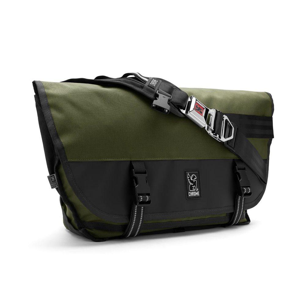 Chrome Citizen 26L Messenger Bag - Ranger / Black