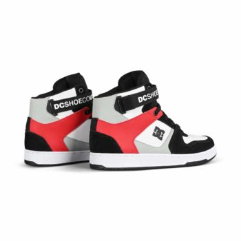 DC Shoes Pensford High-Tops - Black / Grey / Red
