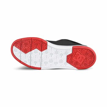 DC Shoes Plaza TC - Black / Red