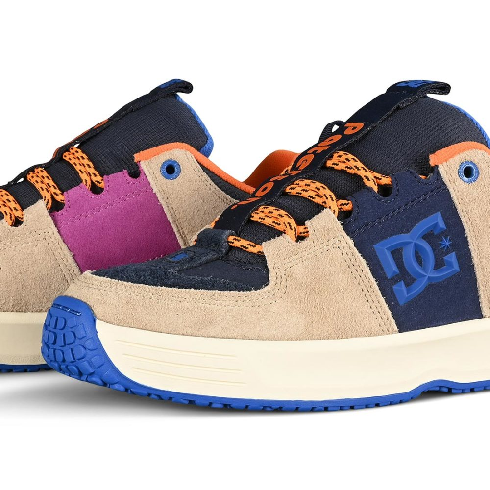 DC Shoes Lynx OG x Patterson - Tan / Brown
