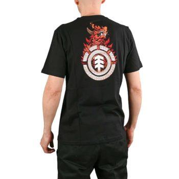 Element Florian S/S T-Shirt - Flint Black