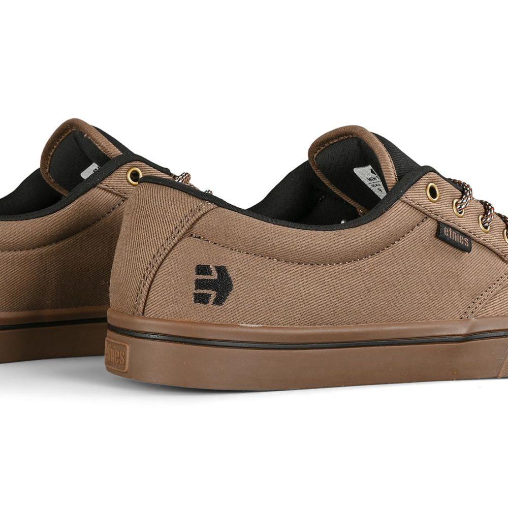 Etnies Jameson Preserve Skate Shoes - Brown / Gum