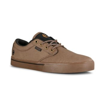 Etnies Jameson Preserve Skate Shoes - Brown / Gum