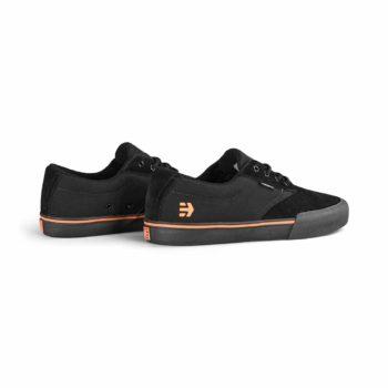 Etnies Jameson Vulc x Doomed BMX Shoes - Black Raw