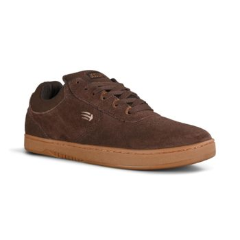 Etnies Joslin Skate Shoes - Brown / Gum / Brown