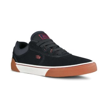 Etnies Joslin Vulc Skate Shoes - Navy / Gum / White