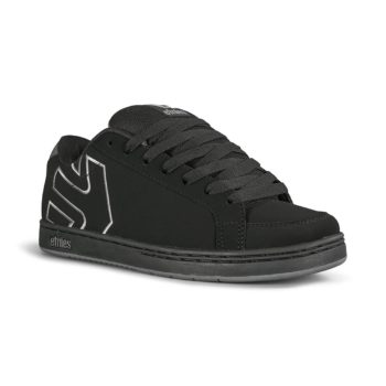 Etnies Kingpin 2 Skate Shoes - Black / Grey / Black