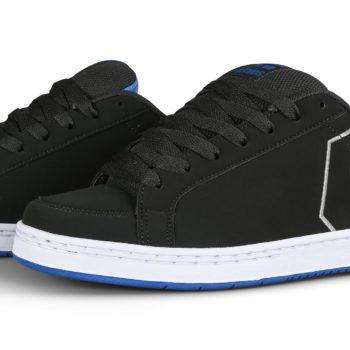 Etnies Kingpin 2 Skate Shoes - Black / Grey / Royal