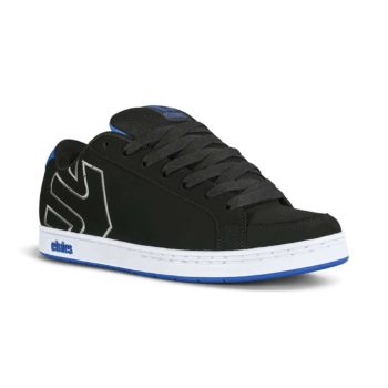 Etnies Kingpin 2 Skate Shoes - Black / Grey / Royal