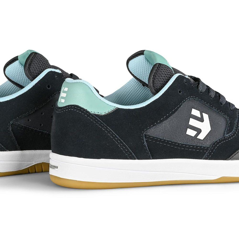 Etnies Veer Skate Shoes - Navy