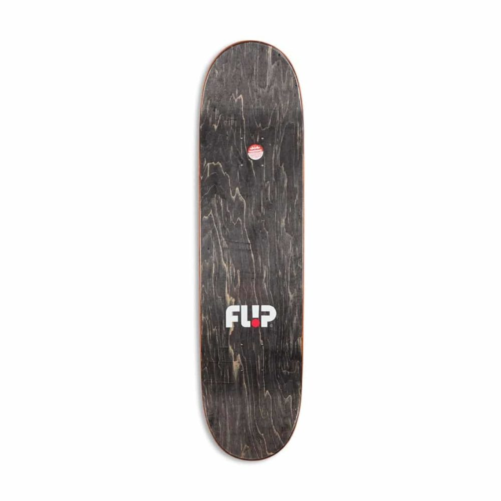 "Flip Team Destroyer 8.25"" Skateboard Deck - Black"