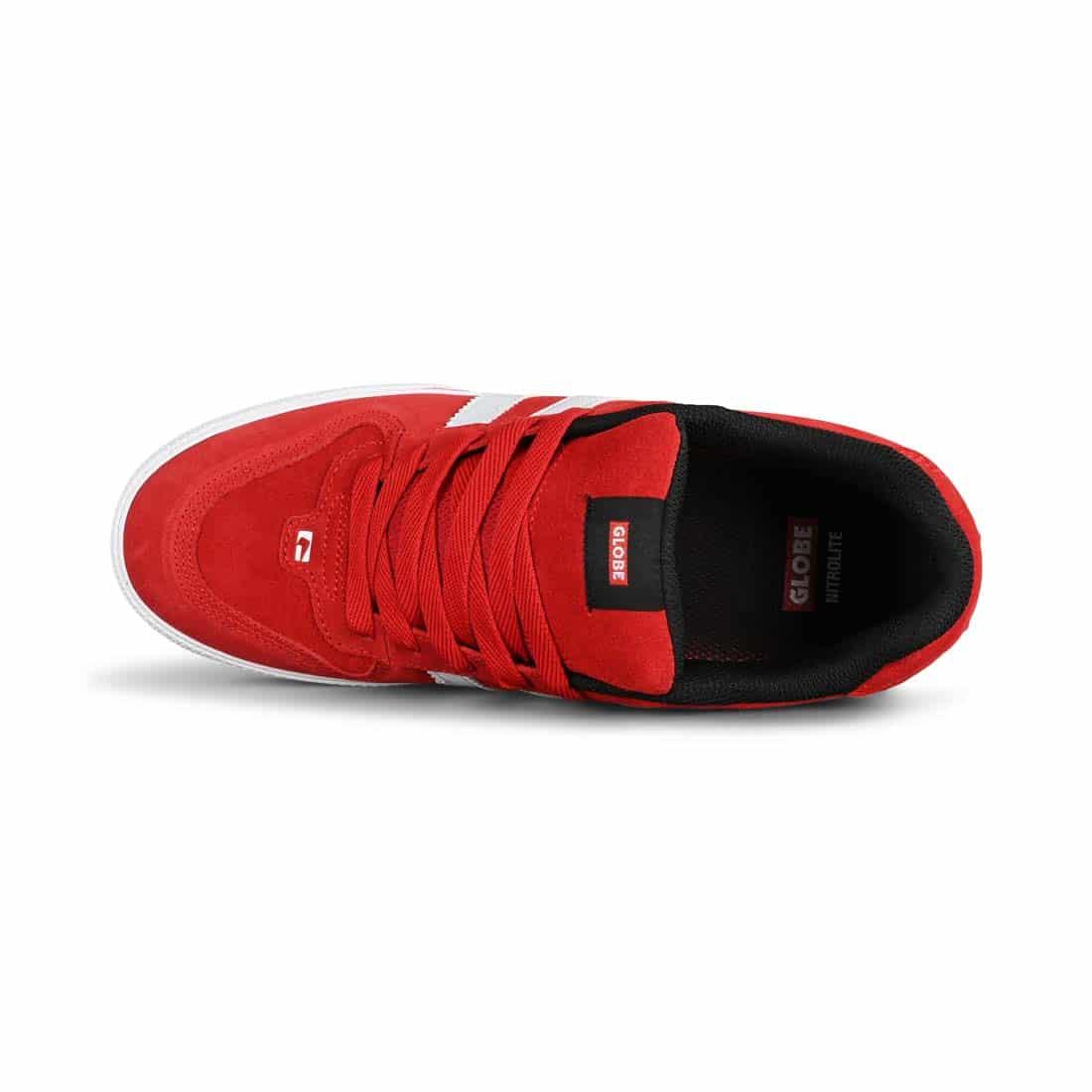 Globe Encore 2 Skate Shoes - Red