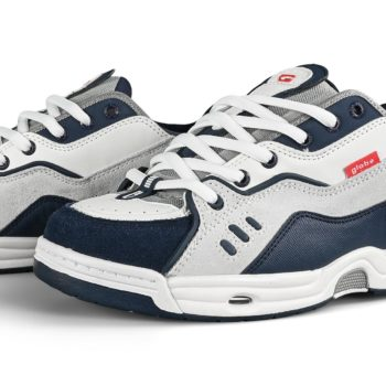 Globe CT-IV Classic Shoes - White / Blue