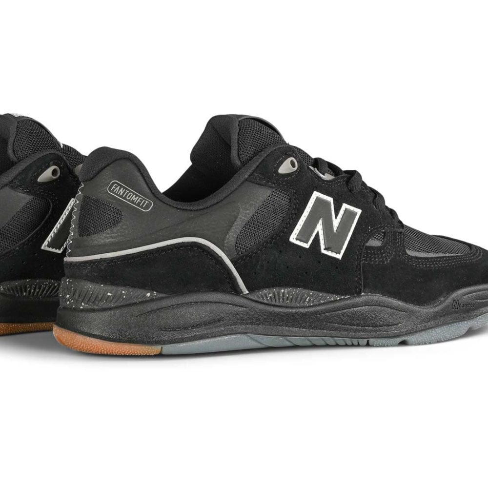 New Balance Numeric 1010 Tiago Lemos Shoes - Black / Red
