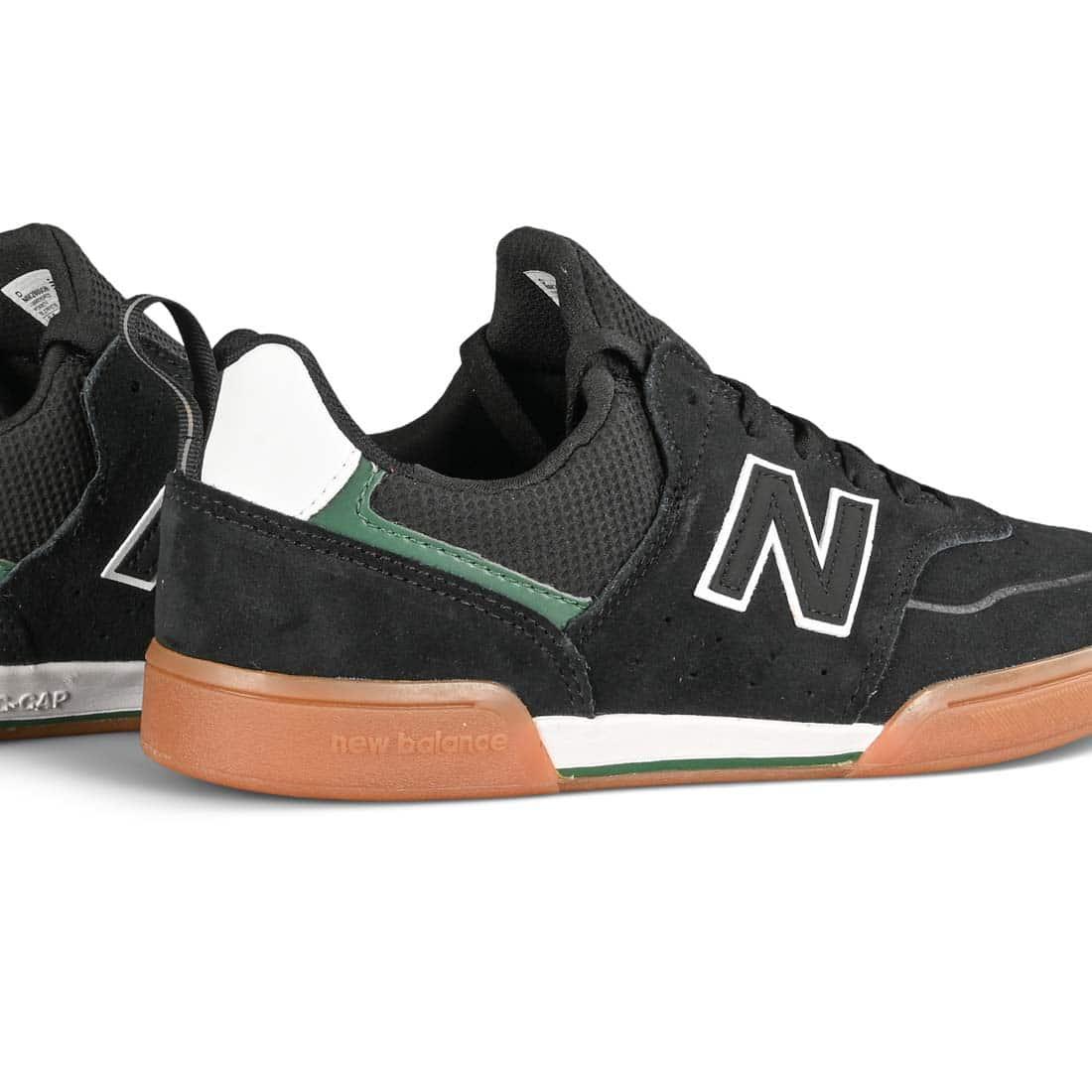 Sacrificio Mar Groenlandia  New Balance Numeric 288 Skate Shoes - Black / Green | Supereight.net