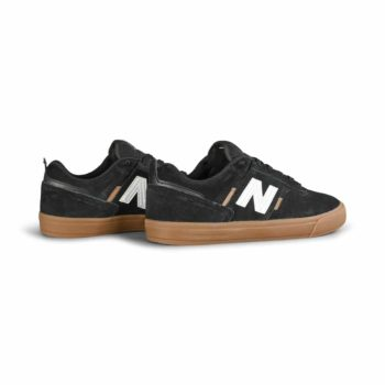 New Balance Numeric 306 Jamie Foy Skate Shoes - Black / Gum