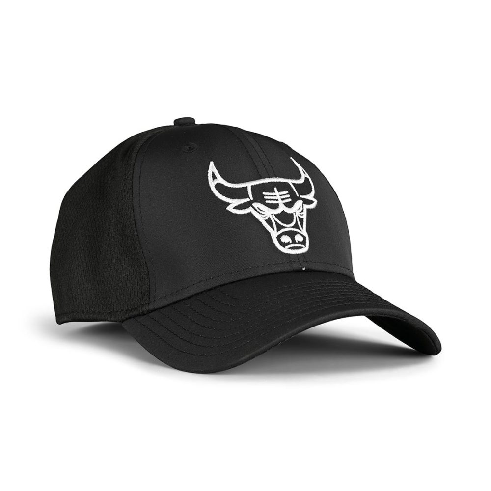 New Era Chicago Bulls NBA Dashback 39Thirty Cap - Black