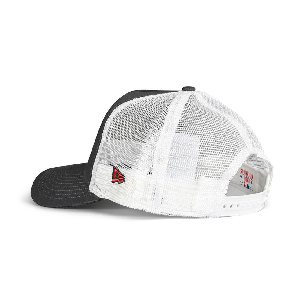 New Era Los Angeles League Essential Trucker Cap - Grey