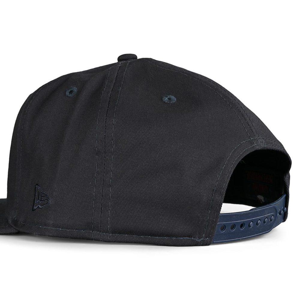 New Era New York Yankees League Essential 9Fifty Snapback Cap - Navy