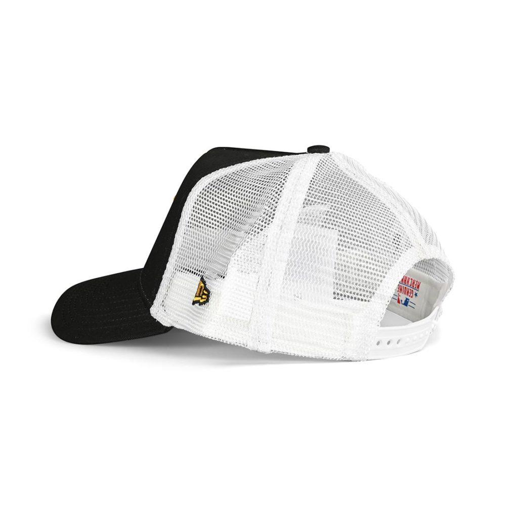 New Era New York Yankees League Essential Trucker Cap - Black
