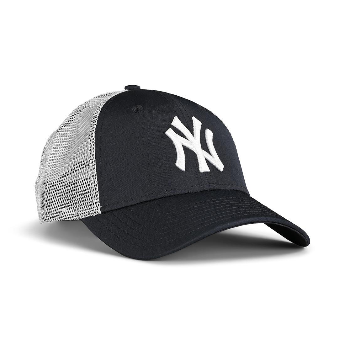 LEAGUE New York Yankees New Era 9Forty Mesh Trucker Cap