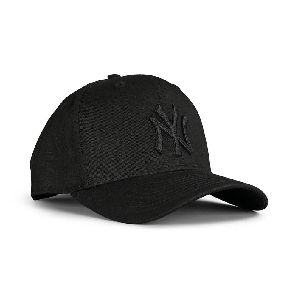 New Era New York Yankees Tonal 9Fifty Stretch Snapback Cap - Black