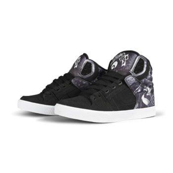 Osiris Clone High Top Shoes - Huit / King / Black