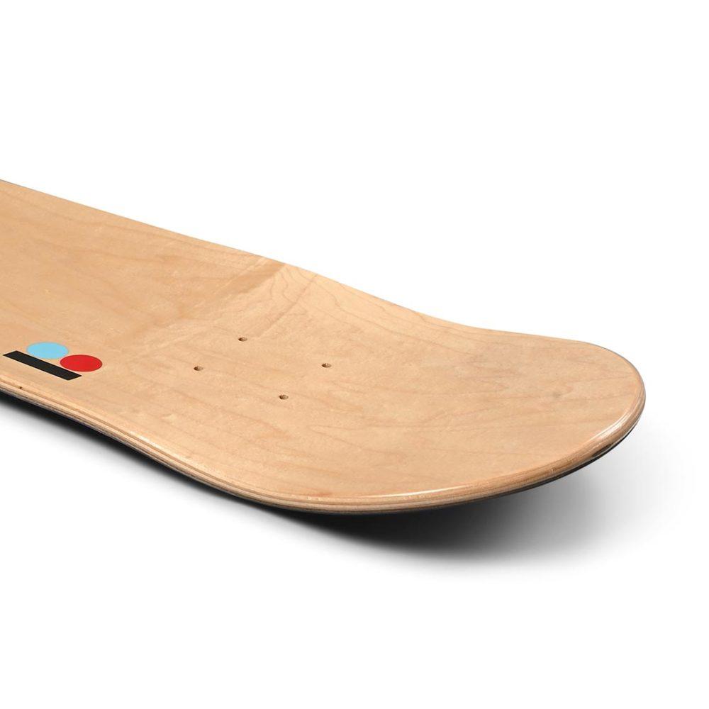 Plan B Team OG Neon Skateboard Deck